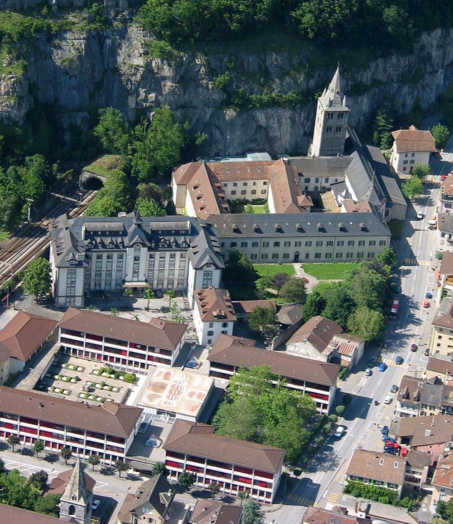 Collège de l'Abbaye St-Maurice